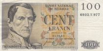 Belgique 100 Francs Leopold I - 01-04-1955 - TTB - P.129b