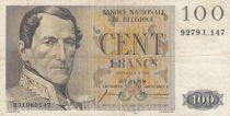 Belgique 100 Francs Leopold I - 07-01-1958 - TTB - P.129c