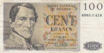Belgique 100 Francs Leopold I - 17-05-1955 - TTB - P.129b