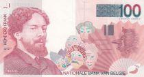 Belgique 100 Francs ND1992-94 - James Ensor