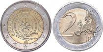 Belgique 2 Euro Année du Développement - 2015 Coincard BU