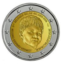 Belgique 2 Euro Child Focus - 2016