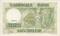 Belgique 50 Francs Paysanne - Abondance