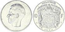 Belgium 10 Francs Baudoin - Belgique 1972