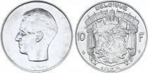 Belgium 10 Francs Baudoin - Belgique 1973