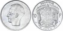 Belgium 10 Francs Baudoin - Belgique 1976