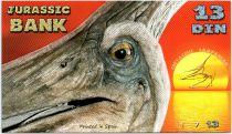 Beringia 13 Din, Jurassic Bank - Pteranodon - 2015