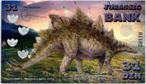 Beringia 31 Din, Jurassic Bank - Stegausaure - 2015