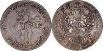 Besançon 1 Thaler Armoiries - Charles V - 1658