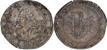 Besançon 2 Gros Armoiries - Buste de Charles V - 1623