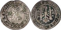 Besançon 2 Gros Armoiries - Buste de Charles V - 1624