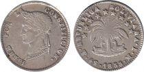 Bolivie 4 Soles Simon Bolivar - Armories