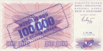 Bosnia-Herzegovina 100000 Dinara -