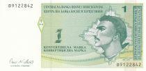Bosnie-Herzégovine 1 Convertible Maraka 1998 - Ivan Franjo Jukic