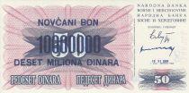 Bosnie-Herzégovine 10.000.000 Dinara -