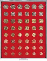 Box monnaies standard pièces