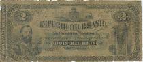 Brazil 2 Mil Reis Reis, Dom Pedro II