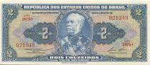 Brésil 2 Cruzeiros D. de Caixas