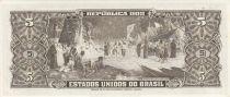 Brésil 5 Cruzeiros Barao do Rio Branco - Serie Estampa 2- 4459 A - 1964