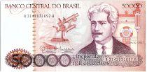 Brésil 50000 Cruzeiros, Oswaldo Cruz -1985