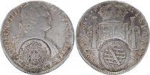 Brésil 960 Reis sur 8 réales Charles IIII - Lima