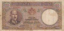 Bulgaria 1000 Leva Boris III - 1938 - P.56a - F