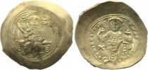 Byzance Histamenon Nomisma, Christ - Nicephore III (1078-1081)