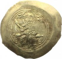 Byzance Histamenon Nomisma, Christ Pantocrator - Nicéphore III (1078-1081)