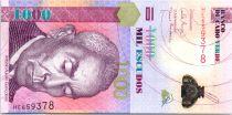 Cabo Verde 1000 Escudos A. Aurelio Goncalves - Árbol - 2007
