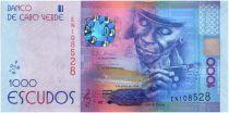 Cabo Verde 1000 Escudos Codé di Dona - 2014