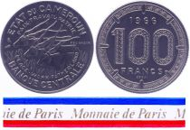 Cameroon 100 Francs - 1966 - Test strike