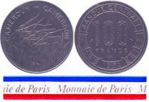 Cameroon 100 Francs - 1972 - Test strike