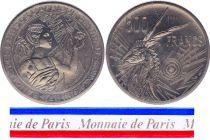 Cameroon 500 Francs - 1976 - Test strike
