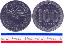 Cameroun 100 Francs - 1966 - Essai
