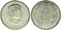 Canada 1 Dollar Elisabeth II - Equality - 2019