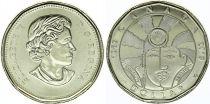 Canada 1 Dollar Elizabeth II - Equality - 2019