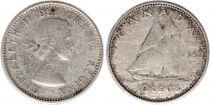 Canada 10 Cents 1959 - Elisabeth II - Argent