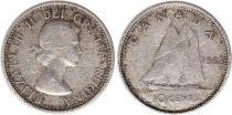 Canada 10 Cents 1963 - Elizabeth II - Argent