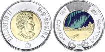 Canada 2 Dollars - 1867/2017- Colorisée