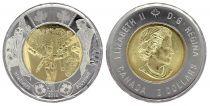 Canada 2 Dollars Elisabeth II - Souvenir - 2014