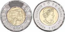 Canada 2 Dollars Elisabeth II - Souvenir 2015