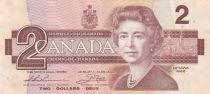 Canada 2 Dollars EliZabeth II - 1986 - P.94b - XF