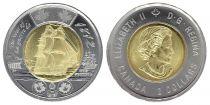 Canada 2 Dollars Elizabeth II - The War of 1812 - 2012