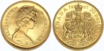 Canada 20 Dollars Elisabeth II - Confédération - 1967 - Or