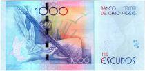 Cap-Vert 1000 Escudos Codé di Dona - 2014