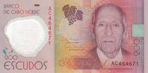 Cape Verde 200 Escudos Henrique Teixera de Sousa - Polymer 2014 (2015) - P.71 - UNC