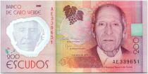 Capo Verde 200 Escudos Henrique Teixera de Sousa - Polymer 2014