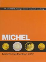 Catalogue Michel pièces allemandes