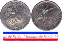 Central African Republic 500 Francs - 1976 - Test strike
