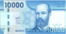 Chile 10000 Pesos Capt Arturo Prat - 2020 - UNC- P.164i